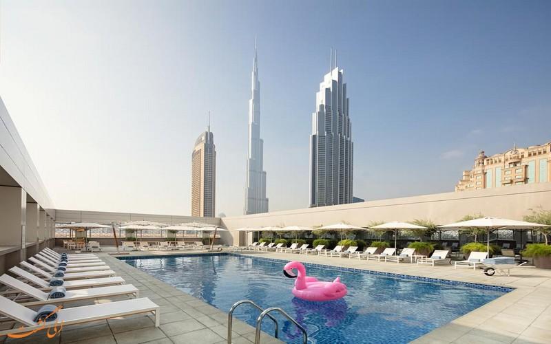 بوتیک هتل های دبی
