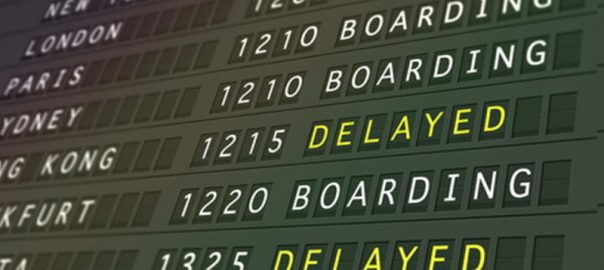 با مکانیزم جبران تاخیر در پرواز هواپیماها آشنا شوید