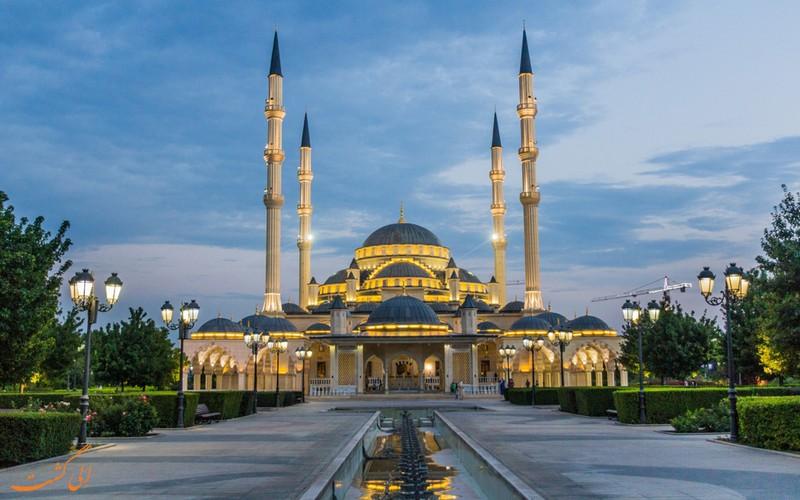 مسجد احمد قدیروف