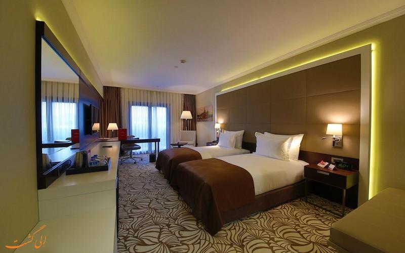 هتل رامادا مرتر استانبول