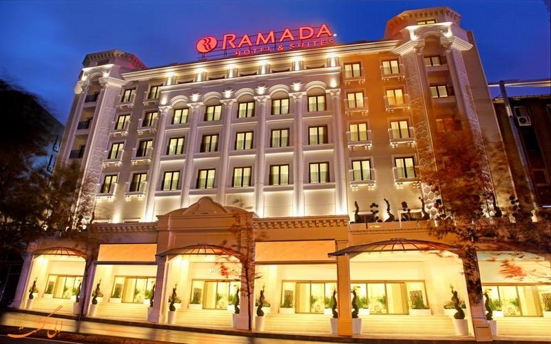 هتل 5 ستاره رامادا مرتر در استانبول