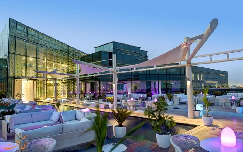 هتل 5 ستاره جمیرا کریک سایت در دبی