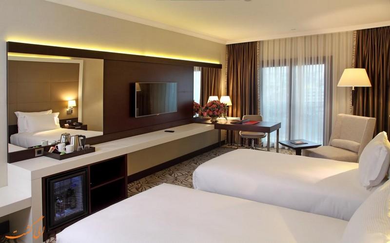 هتل 5 ستاره رامادا مرتر