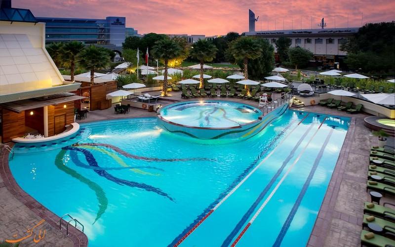 هتل 5 ستاره جمیرا کریک سایت دبی