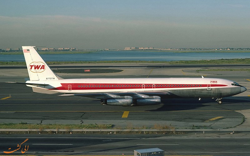 هواپیمایی تی دبلیو ای