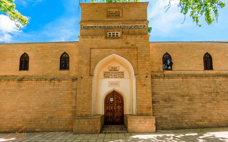 مسجد جمعه داغستان