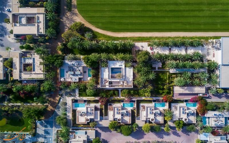 هتل ملیا دیزرت پالم دبی
