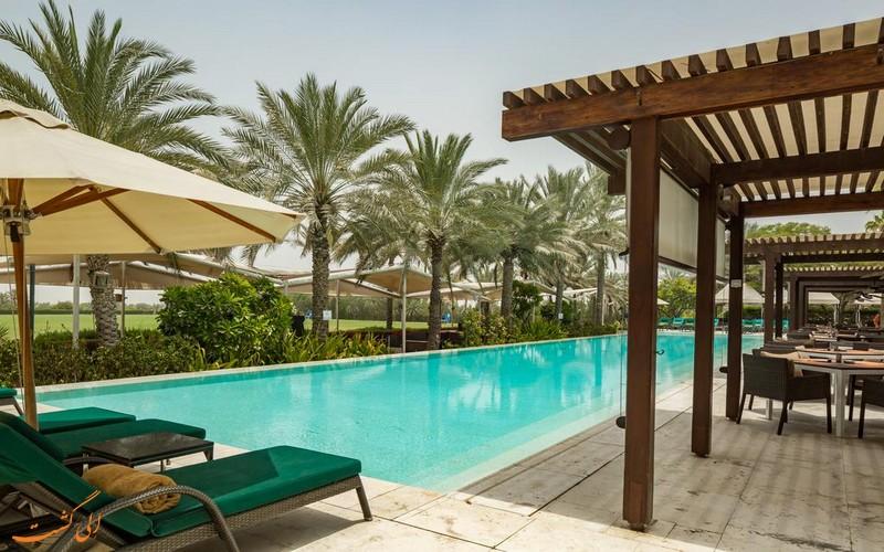 هتل ملیا دیزرت پالم در دبی