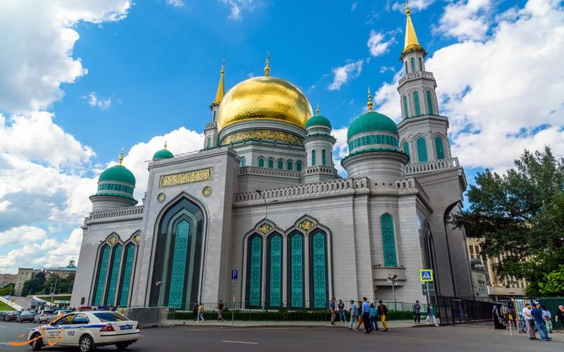 مسجد جامع مسکو