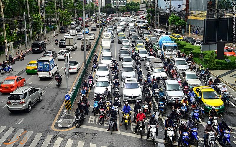 نکات مثبت کامبوج و تایلند