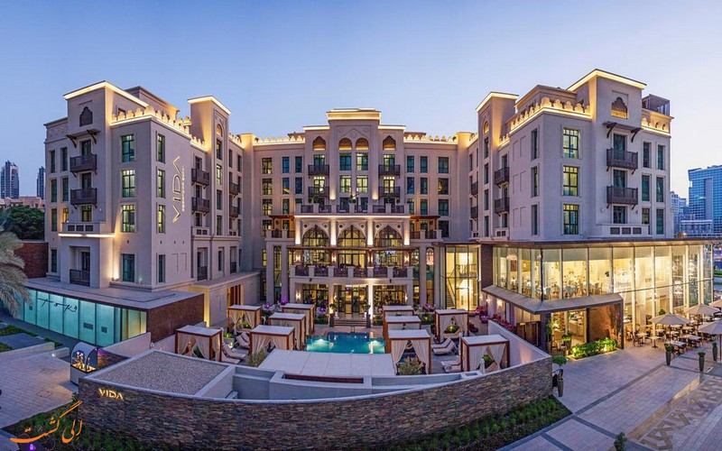 هتل ویدا داونتون دبی