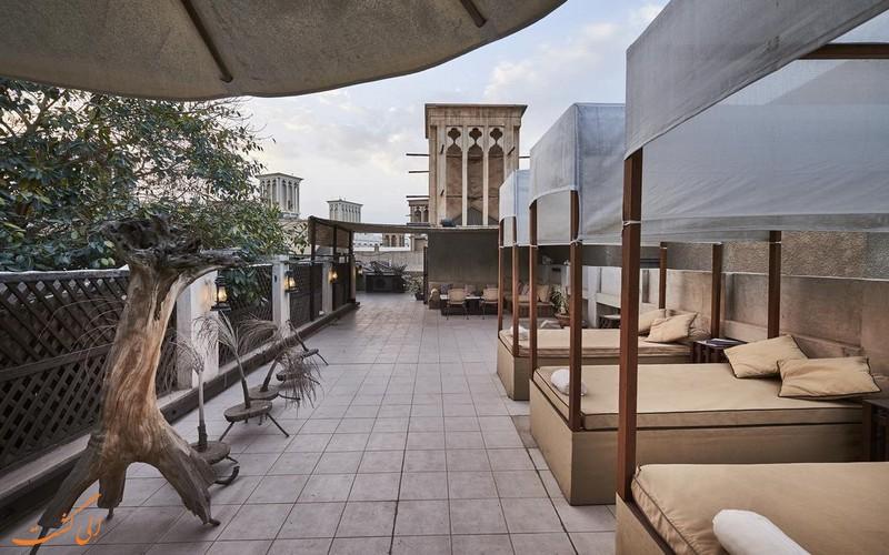 هتل ایکس وی ای آرت در دبی