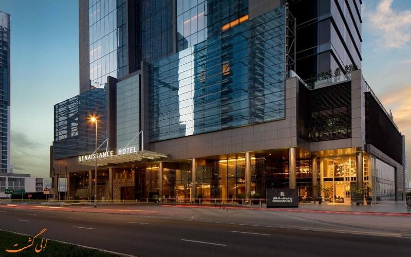 هتل رنسانس دونتون در دبی