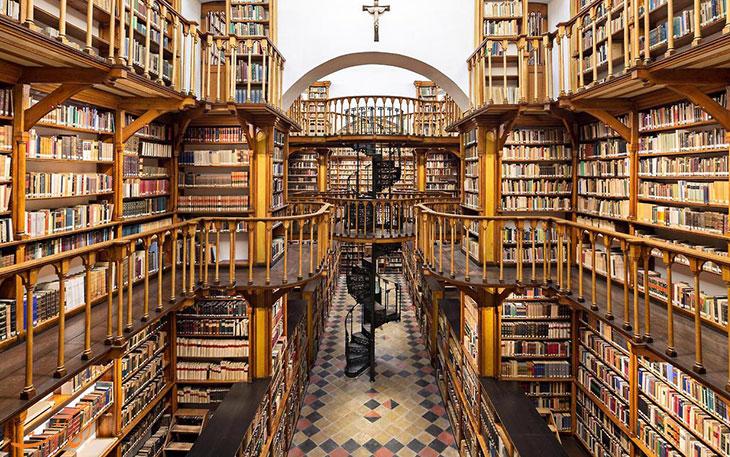 کتابخانه های قدیمی