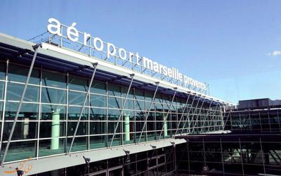 فرودگاه مارسی پروانس