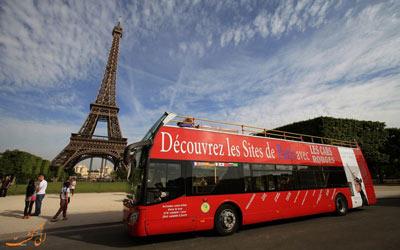 حمل و نقل عمومی در پاریس