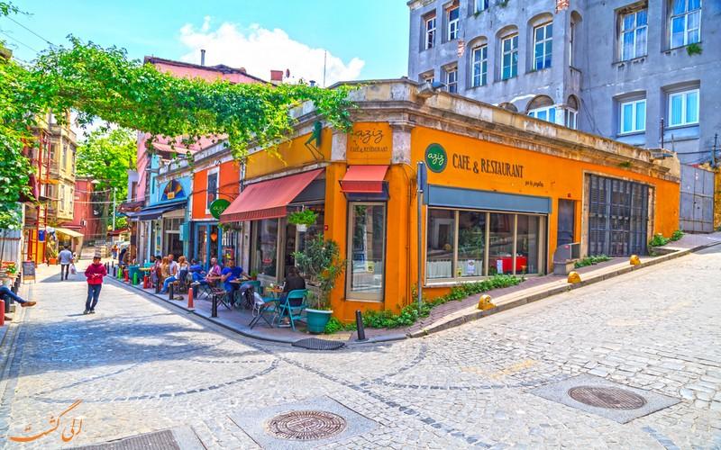 محله های قدیمی استانبول