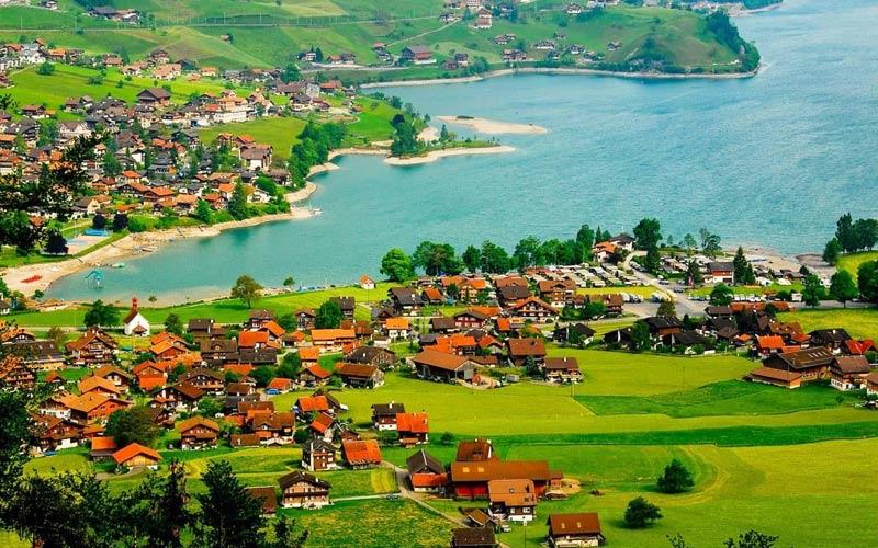 اقامت در اینترلاکن سوئیس