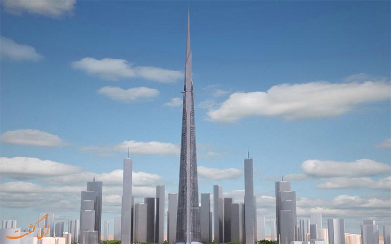 برج جده عربستان