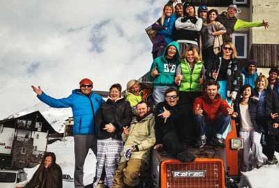 بهترین شهرهای گرجستان برای اسکی