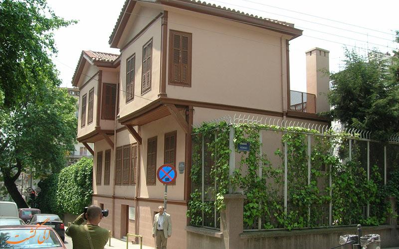 خانه اتاتورک
