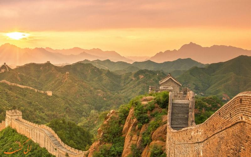 چین در لیست بزرگترین کشورهای جهان