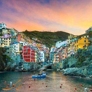 سینکو تره ایتالیا-الی گشت