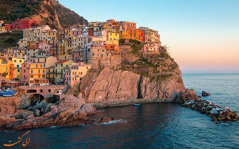 سینکو تره ایتالیا-Cinque Terre
