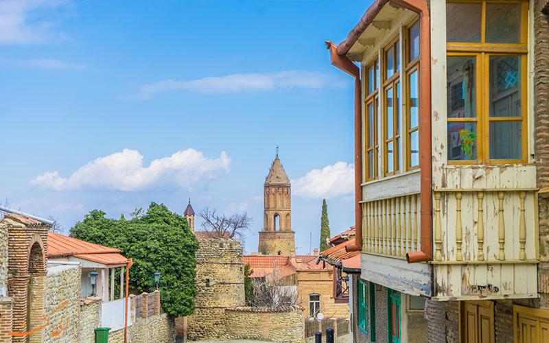 کلیساهای سنت جورج شیخ نقی در گرجستان