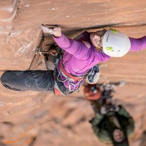 نکات ایمنی در صخره نوردی و کوهنوردی-الی گشت
