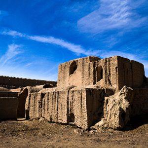 ارگ قورتان در اصفهان