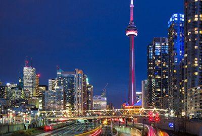 برج سی ان در تورنتو