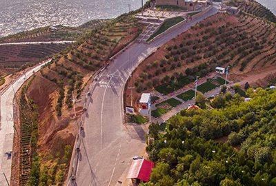 کوه عینالی در تبریز