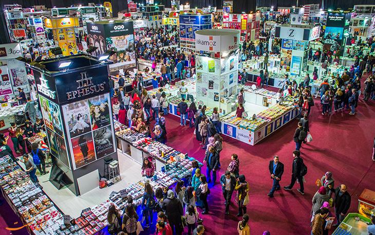 نمایشگاه های استانبول در ماه ژانویه 2019