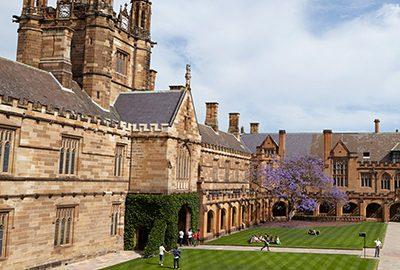 پذیرش تحصیلی در استرالیا