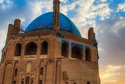 گنبد سلطانیه در زنجان