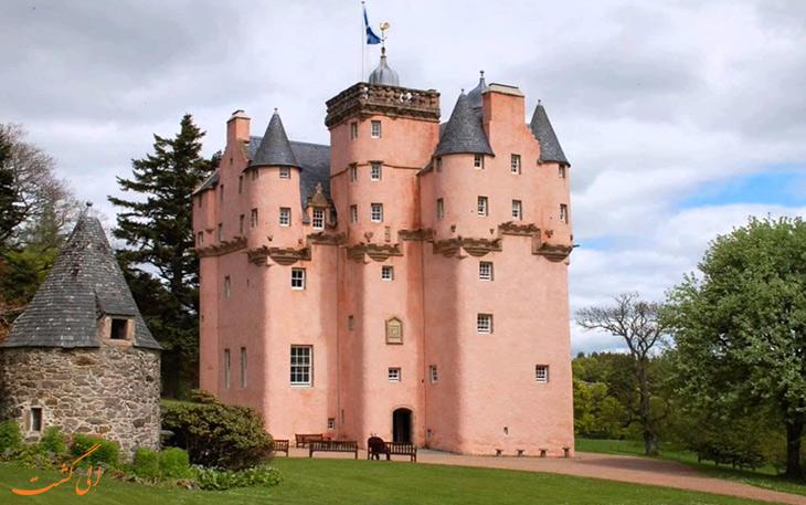 دسترسی به قلعه