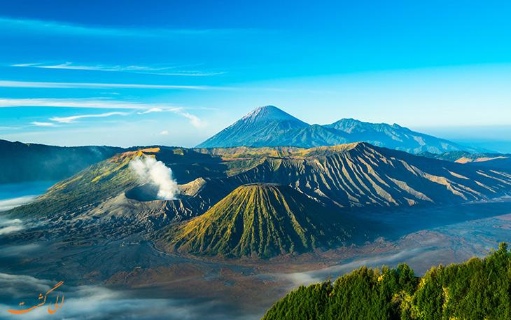 کوه برومو