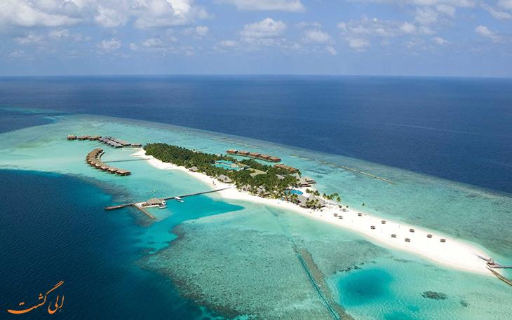 هتل لوکس جزیره ولیگاندو