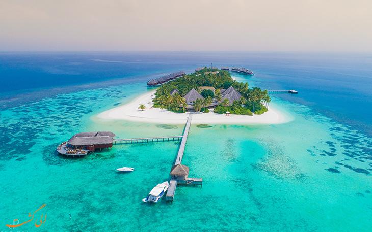 هتل لوکس جزیره میریهی