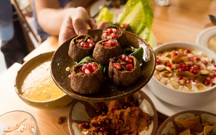 شکم گردی در بیروت
