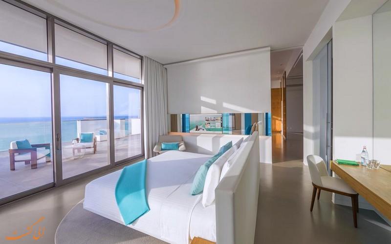 هتل 5 ستاره نیکی بیچ ریزورت دبی