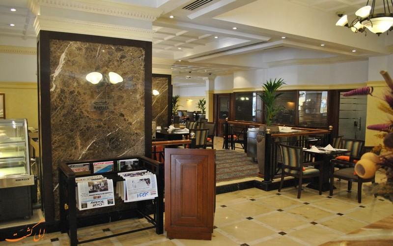 هتل 3 ستاره چلسی پلازا دبی