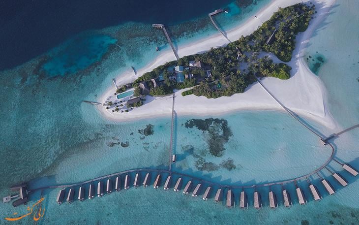 هتل لوکس جزیره کاکائو