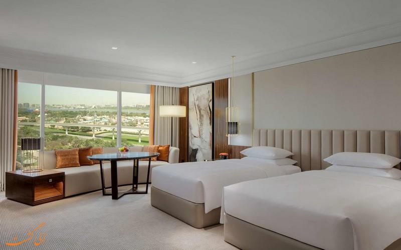 هتل 4 ستاره گرند حیات