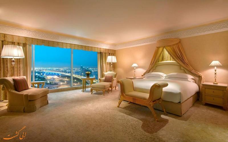 هتل 4 ستاره گرند حیات دبی