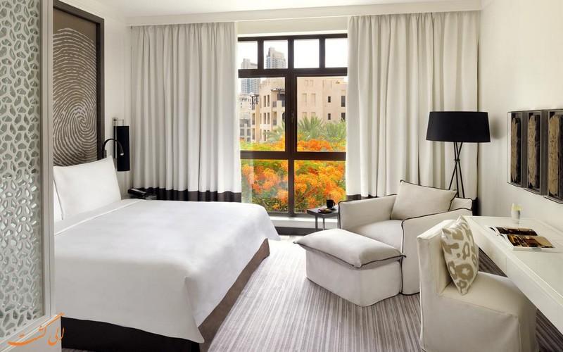 هتل 4 ستاره ویدا دوونتون در دبی