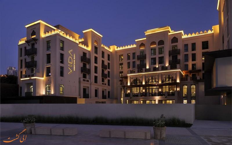 هتل ویدا دوونتون دبی