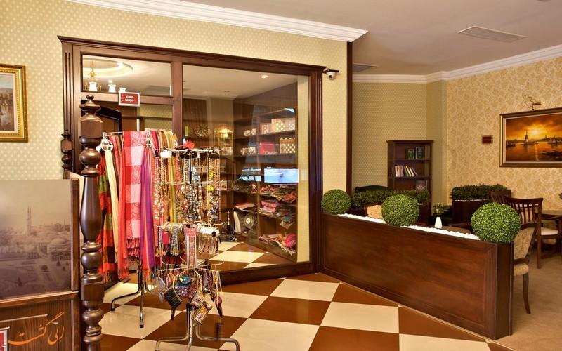 هتل 4 ستاره مای اسس