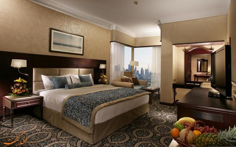 هتل 3 ستاره چلسی پلازا در دبی